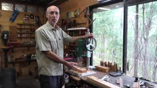 Bosch PBD40 Bench Drill: Portable Power