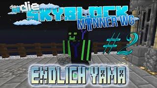 endlich Yama in der Skyblock Männer WG #2 [Minecraft 1.8.1]