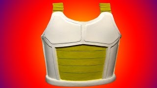 How to make Dragon Ball Z Armour