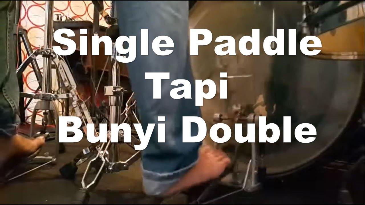 Single Paddle Slide Teknik