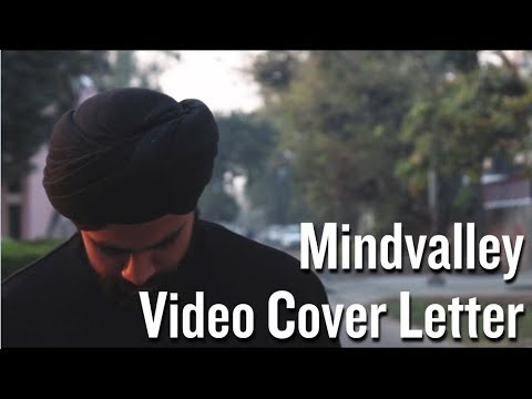 Hired Gurin Pal Singh  Mindvalley  Cover Letter