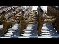North Korea stages massive parade but focuses on economy instead of missiles