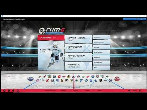 Franchise Hockey Manager - Custom Expansion Drafts
