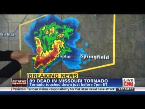 Joplin: HAARP Ring Evidence on CNN Weather Radar