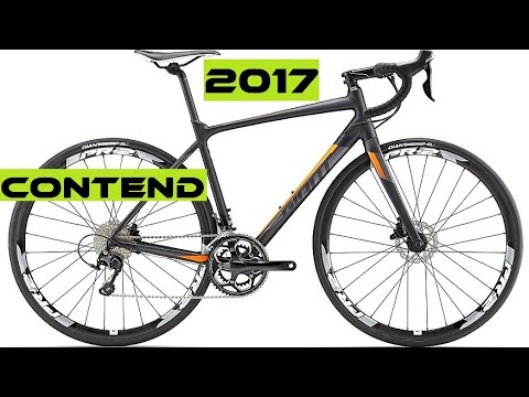 fef81490613 CHEAPER 2017 Giant Endurance Bikes - CONTEND - Replaces Some Defy Models.  Buyer's Guide.