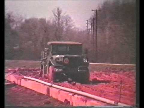 Offroad US vehicles Tests 3.  Dodge, Gama-Goat, M series 6x6, Mutt,,  in the 60s