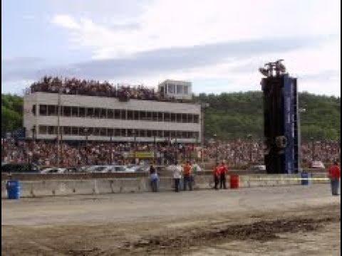 Monster Jam, 2015, West Lebanon NY, Lebanon Valley Speedway, 7/15/15 (Full Show)