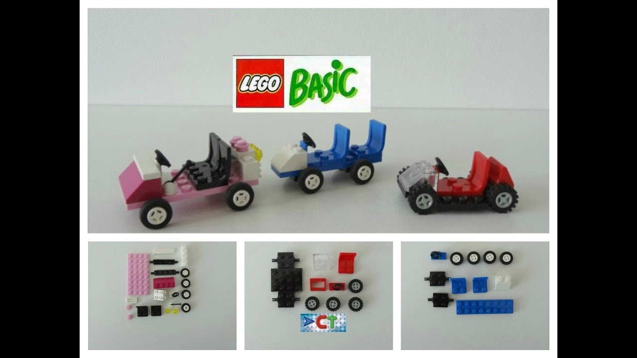 lego easy tutorial cars how to build diy lego basic. Black Bedroom Furniture Sets. Home Design Ideas