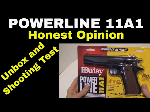 Daisy Power Line 11A1 Honest Opinion