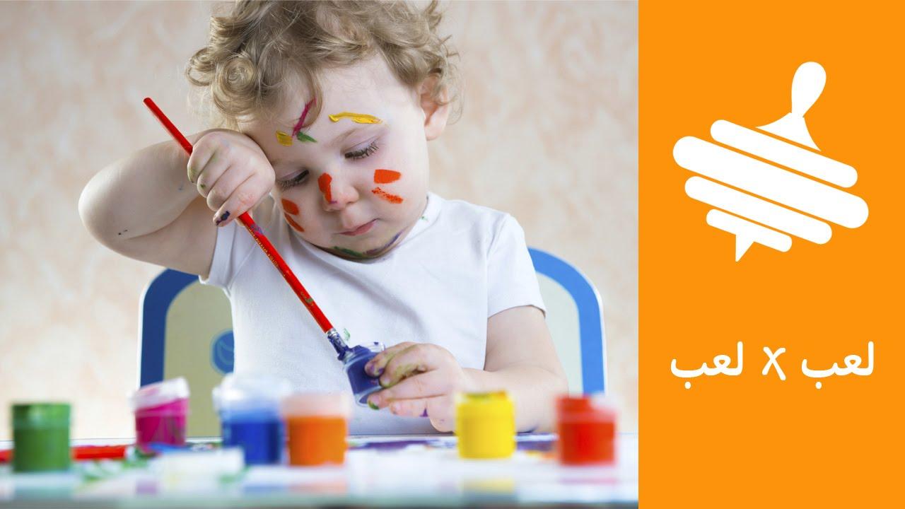 f23c3cd68c0af  طريقة عمل ألوان آمنة للأطفال في البيت