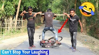 Must Watch New FunnyComedy Videos 2019 - Episode 40 - Funny Vines || Hiphop BDT