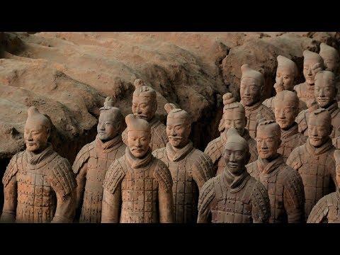 Epic Chinese Music - Terracotta Warriors