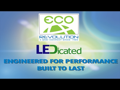 Eco-Revolution LEDicated