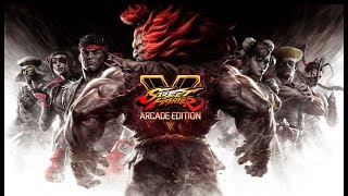 Street Fighter V: Arcade Edition - Launch Trailer