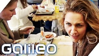 Das erste Sharing Restaurant Deutschlands | Galileo | ProSieben