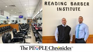 Stories of Progress - Meet Serge Vilaire, Reading Barber Institute