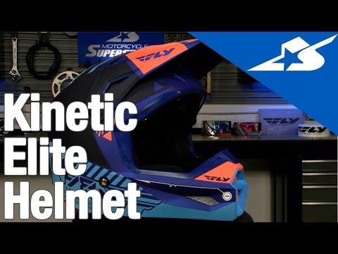 Fly Racing Kinetic Elite Helmet Review | Motorcycle Superstore