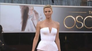 Download EXCLUSIVE: Charlize Theron Says Her Son Jackson Asked for a Little Sister