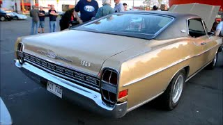 SHARP 1968 FORD XL WITH A 390 V8