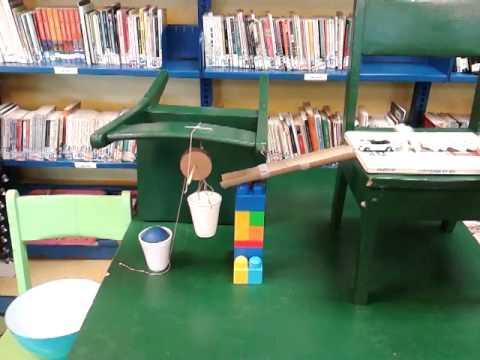 Rube Goldberg at the Montréal Children's Library-la Bibliothèque des jeunes de Montréal