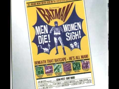 Nelson Riddle - Batman Title Sequence (1966)