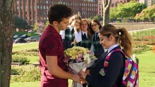 Soy Luna 3 - Matteo le regala a Luna Flores [HD]