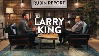 Larry King: A Legendary Career and Life (Full Interview)