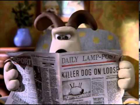 Wallace y Gromit: Una afeitada al ras. Un esquilado apurado