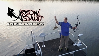 Arrow Assault Bowfishing in Miami - DJI Mavic Pro