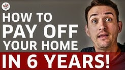 HOW TO PAY OFF YOUR MORTGAGE IN 5-7 YEARS (Build Wealth & Live Debt Free!)