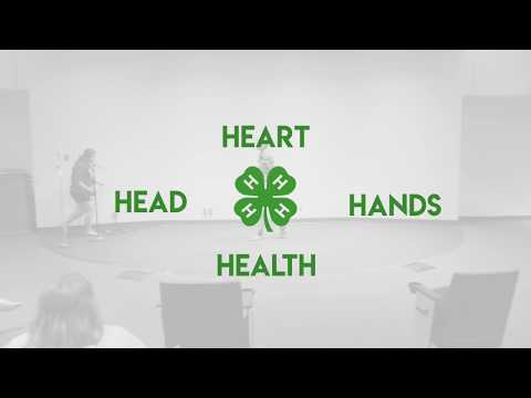 Stronger Together - 4-H State Congress Promo