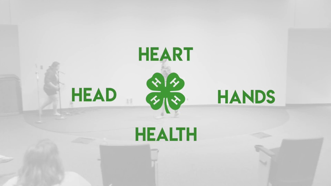 image about 4-h Pledge Printable called 4-H / Youth Virginia Cooperative Extension Virginia Tech