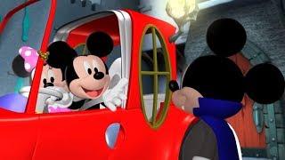 Клуб Микки Мауса - Мюзикл про монстров. Часть 2 - Мультфильм Disney Узнавайка | Сезон 5, Серия 8