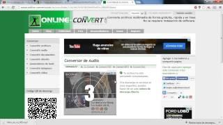 convertidor de audio a mp3 rapido y seguro