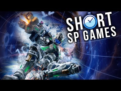 10 BEST SHORTEST Single Player Games
