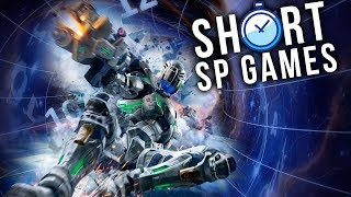 10 BEST SHORTEST Single Player Games