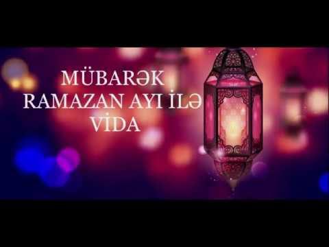 Mübarək Ramazan ayı ilə vida (14.06.2018)