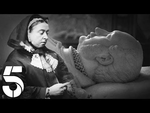 Queen Victoria's Reaction To Prince Albert's Death | Channel 5 #RoyalFamily