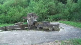 Roman baths at Walldürn, Germany thumbnail