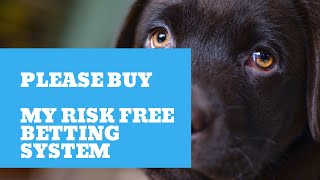 Betfair trading system - Profit instantly with no risk (The system sellers paradox)