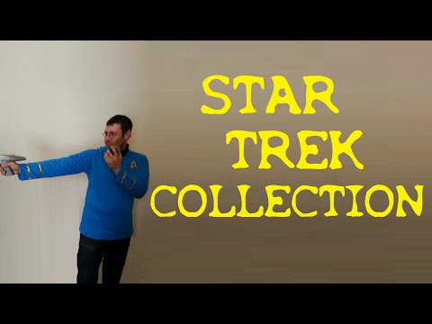 I Collect 5 Star Trek Collection Part 1