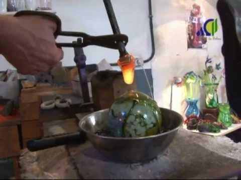 El taller del vidrio youtube - Fabricantes de cristal ...