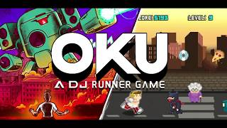 Oku Game - The DJ Runner