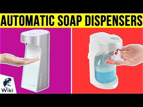 Bianca 300ml Automatic Spray Dispenser Youtube