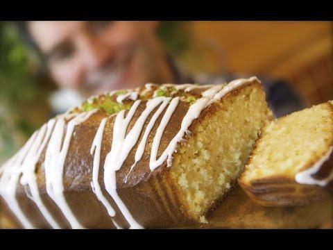 Lime & Coconut Cake: Zesty, light & so easy!