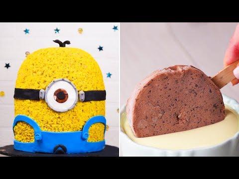 Minion Relleno y más Ideas para Postres Deliciosos   So Yummy Español