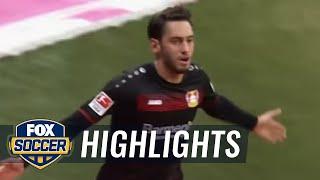 Bayern Munich vs. Bayer Leverkusen | 2016–17 Bundesliga Highlights