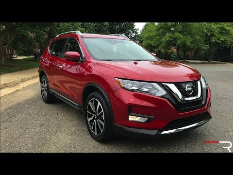 2017 Nissan Rogue Sl Redline Review