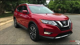 2017 Nissan Rogue SL – Redline: Review