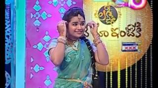 Lakshmi Raave Maa Intiki - Episode 55  - July 31, 2015 - Webisode